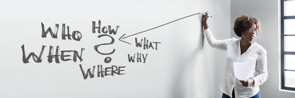 Finden Sie Probleme, Sorgen und Fragen Ihrer Kunden heraus.